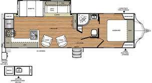 Sandpiper Rv Floor Plans by Sale Forest River Vibe Travel Trailers At Family Rv