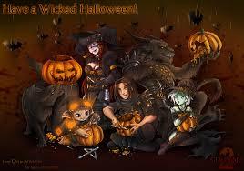 guild wars halloween by qvi on deviantart