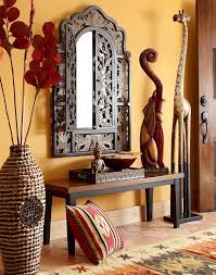 Decor Home Ideas Best 25 African Home Decor Ideas On Pinterest Animal Decor