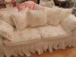 shabby chic sofa covers shabby chic sofa covers home design ideas