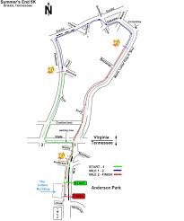 Bristol Tennessee Map by 2013 Events We Run Eventswe Run Events