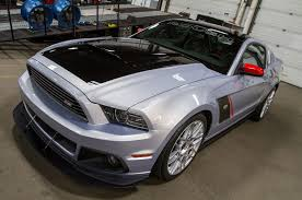 tuned mustang 2013 ford mustang tuned by roush raises 100 000 for charity