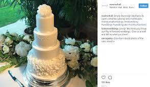 wedding cake hashtags how savvy wedding suppliers use instagram to get bookings in 2017