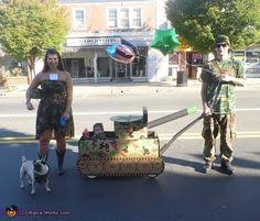 Tank Halloween Costume Army Tank Costume Costume Works Halloween Costume Contest