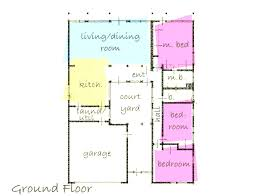 decor atrium ranch house plans lake walkout outstanding with