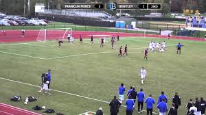 bentley college bentley men u0027s soccer 2015 season highlights youtube