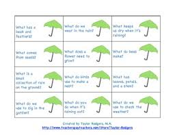 spring wh questions by taylor rodgers teachers pay teachers