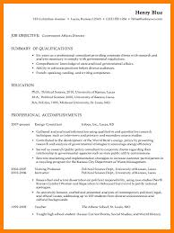 resume exles for government 12 government resumes exles applicationleter