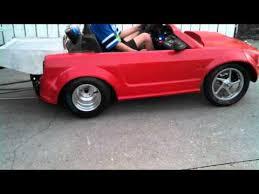 custom power wheels mustang custom camaro power wheel with a twist movivu com