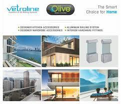 olive kitchen u0026 wardrobe accessories railing systems u0026 hardware
