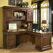 Double Pedestal Desk With Hutch office design gothic rustic double pedestal reclaimed wood