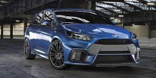 ford focus new ford focus rs packs power awd and u s gets it