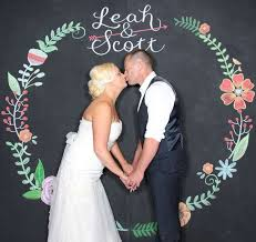 wedding backdrop board chalk board backdrops and signs in adelaide by nigel eaton