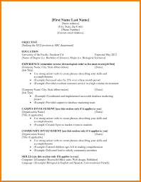 Action Verbs For Resumes Resume by Examples Of Resumes Resume Example A For Job Format 85 Amusing It