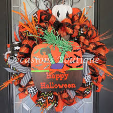 halloween wreath wicked witch wreath from occasionsboutique on