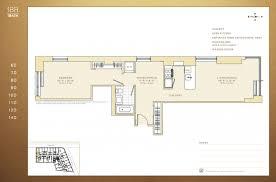 New York Apartments Floor Plans 2 Bedroom Luxury Apartment Floor Plans