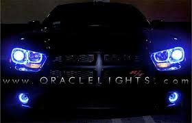 halo lights for 2013 dodge charger dodge charger oracle halo headlights kit 2011 2013