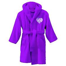 robe de chambre fille 8 ans violetta peignoir sortie de bain 6 à 8 ans achat vente