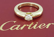 cartier diamond ring cartier engagement ring ebay