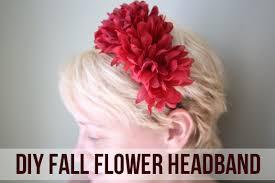 flower headbands diy diy dollar store flower headbands easy cheap hello glow