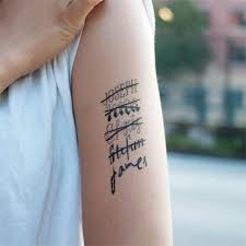 tattly designy temporary tattoos by victore from