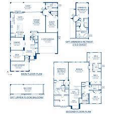 belmar a new home floor plan at triple creek inspiration by homes