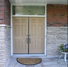 Steel Exterior Entry Doors 200 Series Insulated Steel Entrance Doors Fibertec Fiberglass