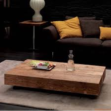 box legno modern table in metal 120x75 cm top extendable