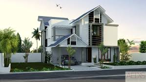 Calicut house designers House design