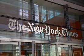 the new york times has the australian office for the new york times is taking shape