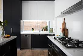 are black and white kitchens in style black and white kitchen design ideas