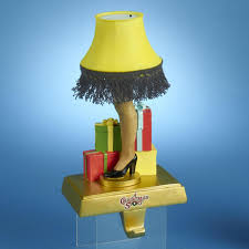 Battery Operated Lights For Pictures by A Christmas Story Battery Operated Light Up Leg Lamp Stocking