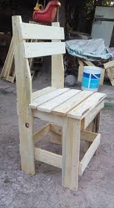 Pallet Wood Patio Furniture - pallets wood outdoor dining set 99 pallets