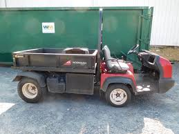 toro hd workman 2013 with 2020 hours power dump bed with bed