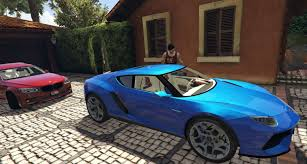 lamborghini asterion lamborghini asterion 2015 add on replace gta5 mods com