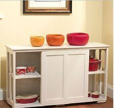 tms pacific stackable storage with wood door antique white ebay