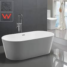 Bathtub Corner Water Stopper Bathtubs Amazon Com Kitchen U0026 Bath Fixtures Bathroom Fixtures