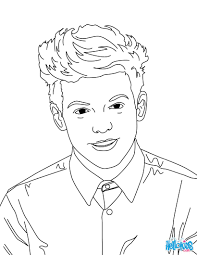 louis tomlinson coloring pages hellokids com