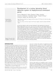 microbiology society journals development of a routine
