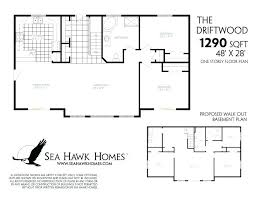 house plans with finished walkout basements one story house plans with basement finished basement plans