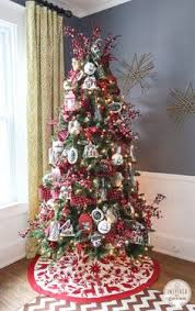 The Christmas Tree In The Bible - beautiful advent christmas tree also love her idea to add an