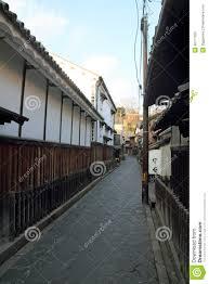 landscape of old japanese town tomonoura stock photo image