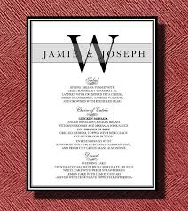 dinner menu template vnzgames