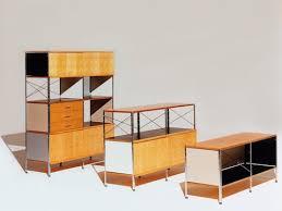 Desk And Shelving Units Eames Desks And Storage Units Desk Herman Miller