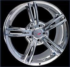 chrome corvette wheels c6 corvette chrome wheel package rpidesigns com