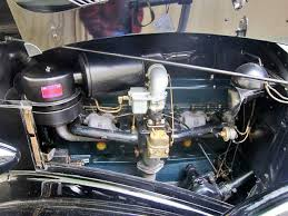 buick series 80 engine 2 view