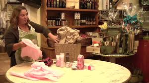 gift baskets how to make a spa gift basket youtube