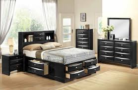 classy and elegant black bedroom furniture sets u2014 alert interior