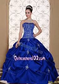 blue quincea era dresses royal blue embroidery appliqued quinceanera dresses with ups
