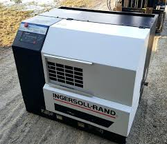 air compressor stationary rotary r30i r37i series ingersoll